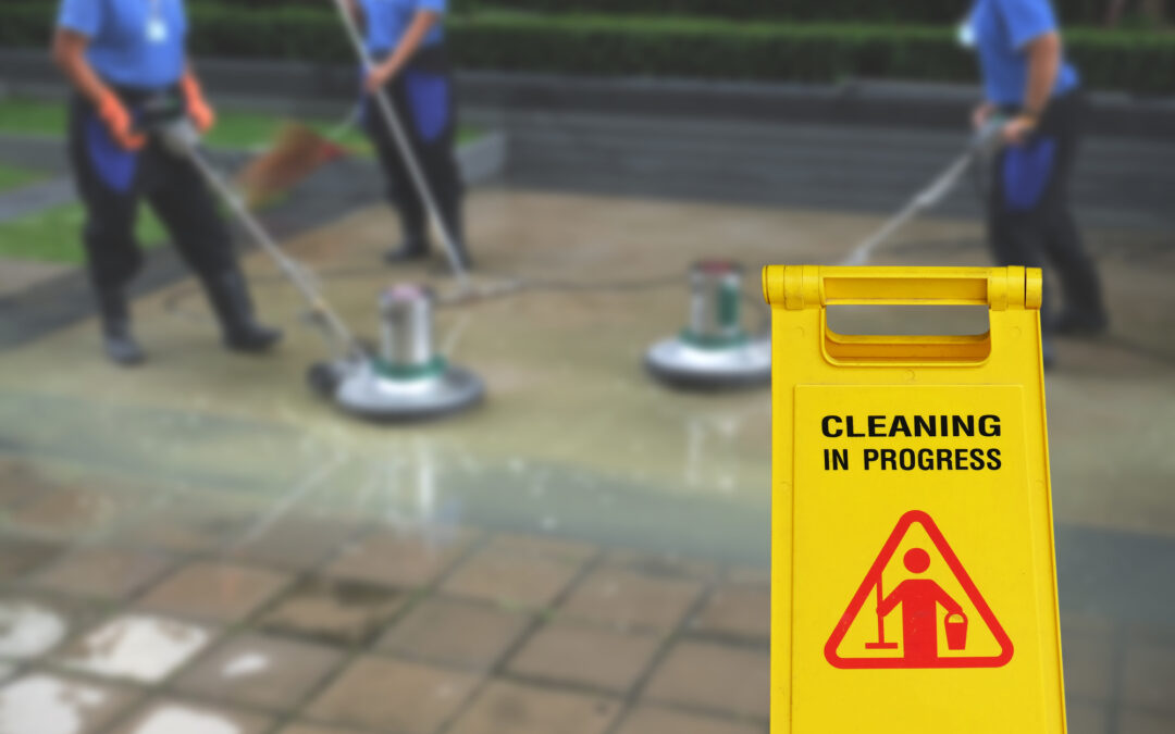5 Outstanding Benefits of Using Commercial Janitorial Services