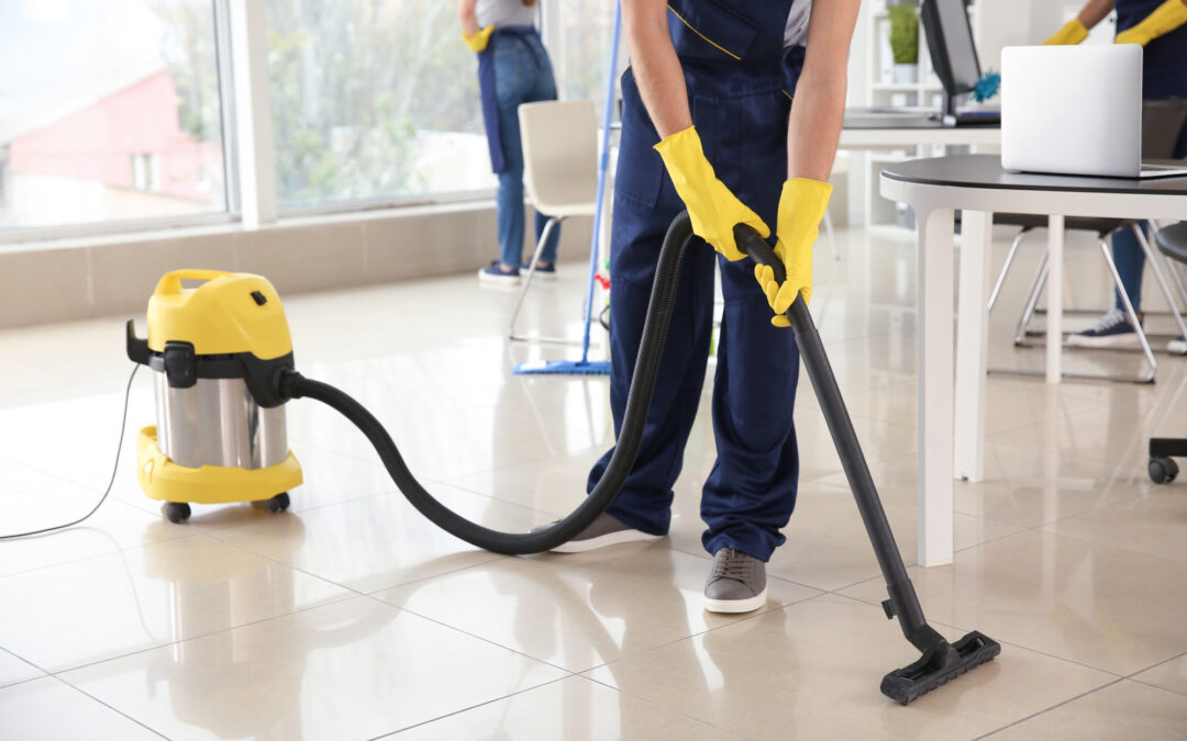 5 Questions to Ask Before Hiring Professional Commercial Cleaning Services