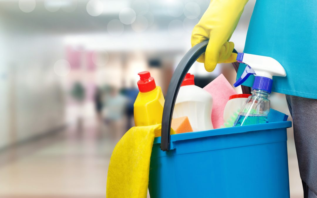 professional janitorial service