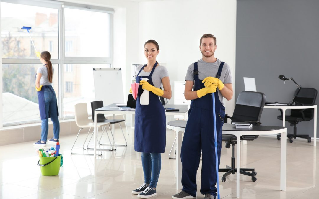 How to Decide What Janitorial Services Your Business Building Needs