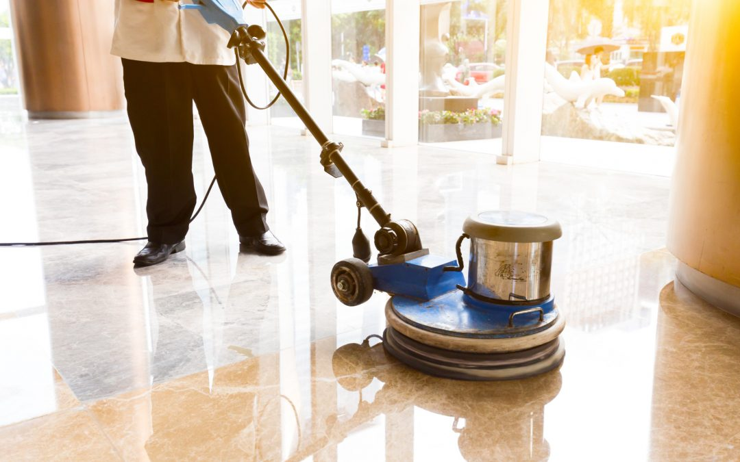 Why It's Important to Keep Your Commercial Building Clean