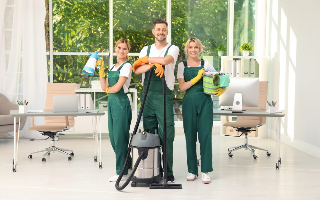 5 Reasons Your Business Needs a Janitorial Cleaning Service